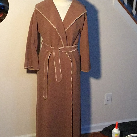 Vassarette Other - Long monastery style robe with hoodie.